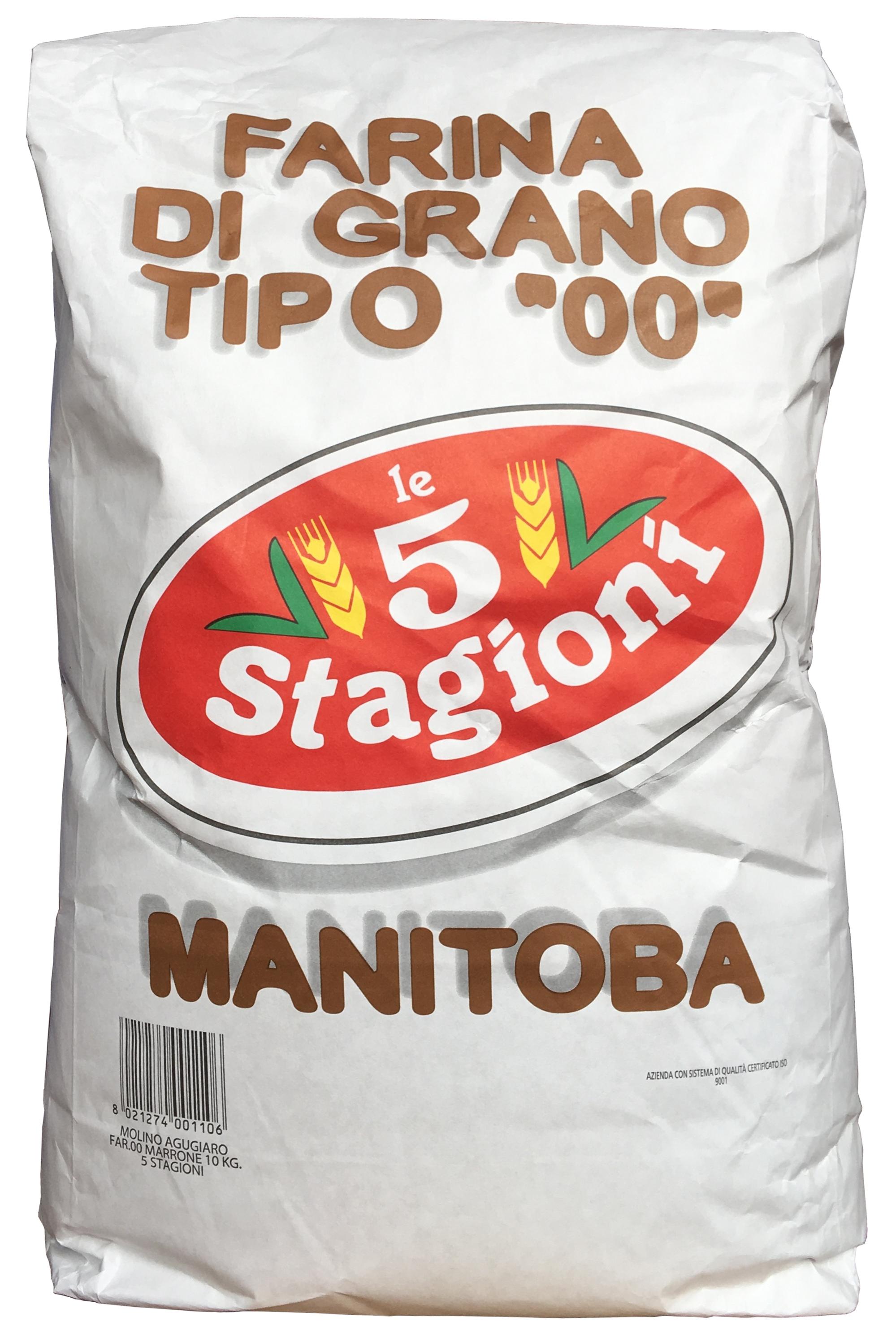 Mehl Manitoba